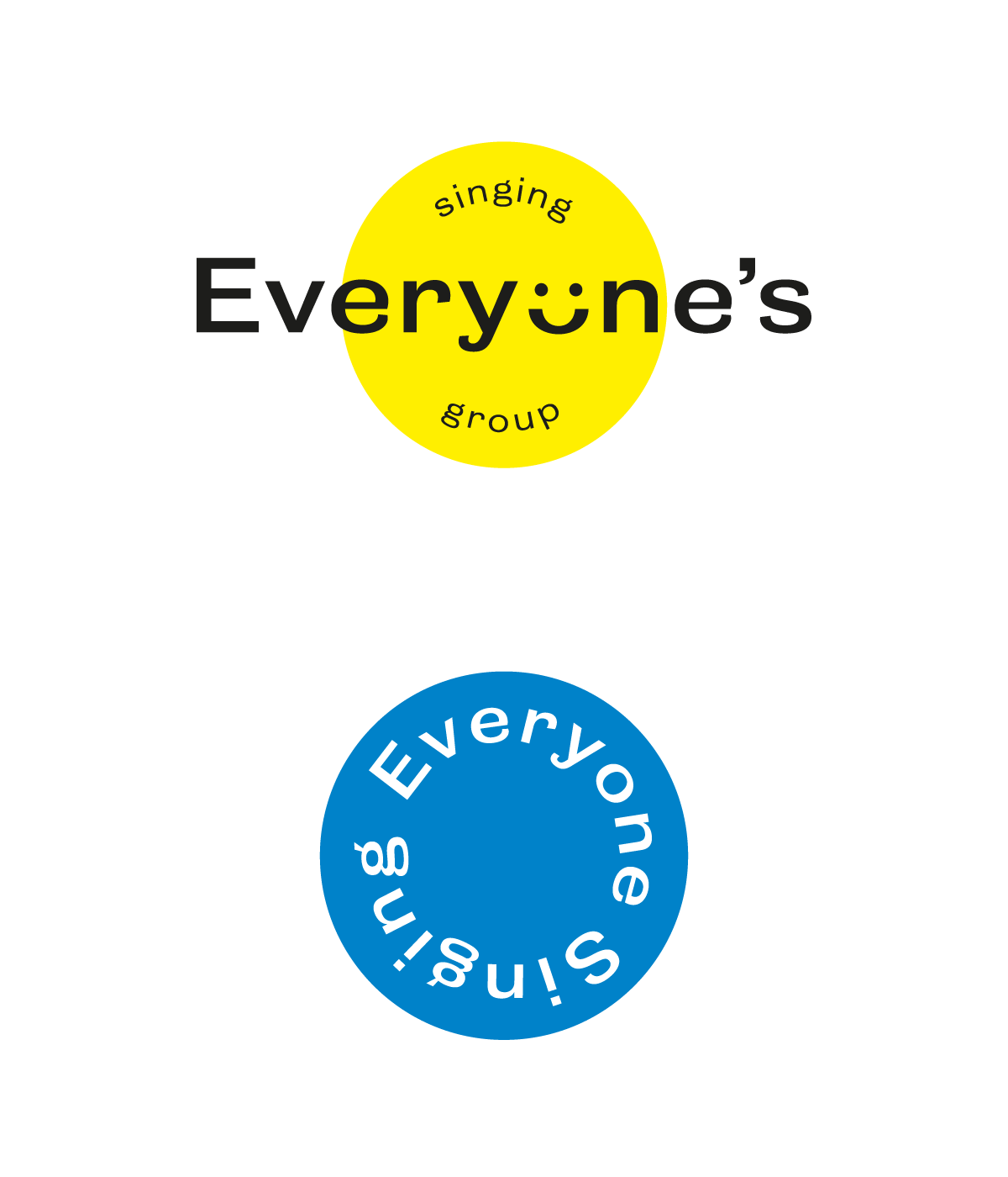 Everyone's Singing Group logo